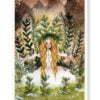 WarmSquirrel Snow Queen Art Print
