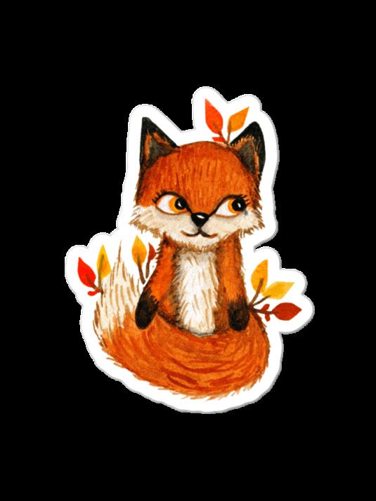 WarmSquirrel Fox Transparent Mockup Default Default X