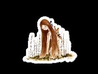 WarmSquirrel Mushroom Girl Transparent Mockup Default Default X