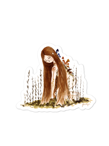 WarmSquirrel Mushroom Girl Transparent Mockup Default Default X