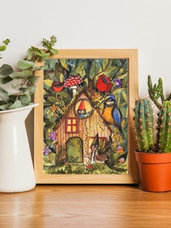 gnome home size reference a4