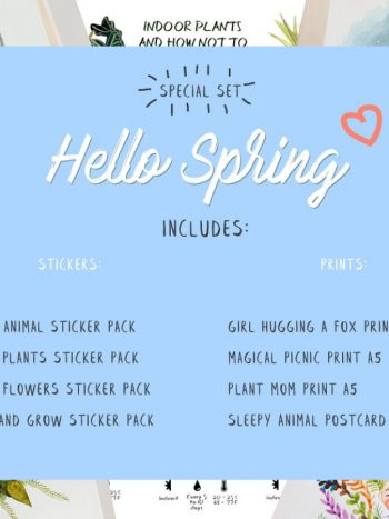 Hello Spring super bundle