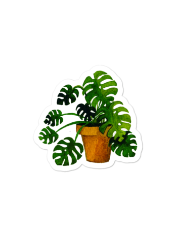 WarmSquirrel Monstera Individual Picture Mockup Default Default X