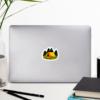 WarmSquirrel Mac Camping Sticker Set By Warmsquirrel