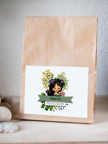 Forest Tea By Warmsquirrel Jennifer Ramirez
