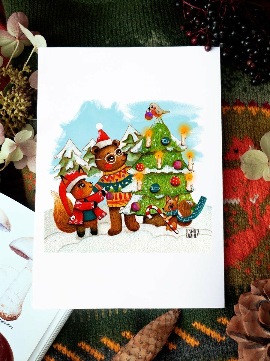 WarmSquirrel Family Tree By Jennifer Ramirez Warmsquirrel A