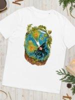 WarmSquirrel Float By Jennifer Ramirez Tshirt